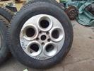 запасное колесо в сборе (R15, новая с шипами) для автомобиля Daewoo Leganza