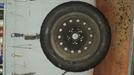 колеса в сборе (2 штуки)  зимняя резина R15 для автомобиля Daewoo Leganza