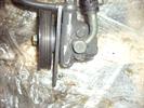 Насос гидроусилителя руля для автомобиля Kia Spectra