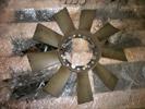 Крыльчатка вентилятора для автомобиля Hyundai Terracan