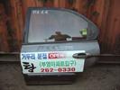 Дверь задняя левая для автомобиля Hyundai Sonata 4