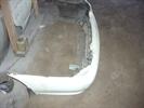 Бампер задний для автомобиля Kia Sephia