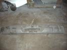 наполнитель заднего бампера( абсорбер бампера) для автомобиля Hyundai Sonata 4