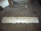 усилитель заднего бампера в сборе с наполнителем (абсорбером). для автомобиля Kia Rio