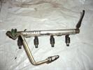 топливная рампа, рейка в сборе с форсунками для автомобиля Chevrolet Lanos