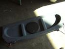 Полка багажника для автомобиля Chevrolet Spark