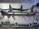 Рампа с форсунками  : 35310-38010 для автомобиля Hyundai Santa fe