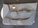 Обшивка передней правой двери для автомобиля Chevrolet Aveo