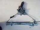 Стеклоподъемник электрический задний левый (с моторчиком) для автомобиля Hyundai Accent