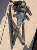 Стеклоподъемник электрический передний левый (с моторчиком) : 9631849 для автомобиля Daewoo Matiz