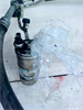 Трубка кондиционера с осущителем для автомобиля Kia Sportage