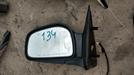 Зеркало левое : 3 контакта для автомобиля SsangYong Musso